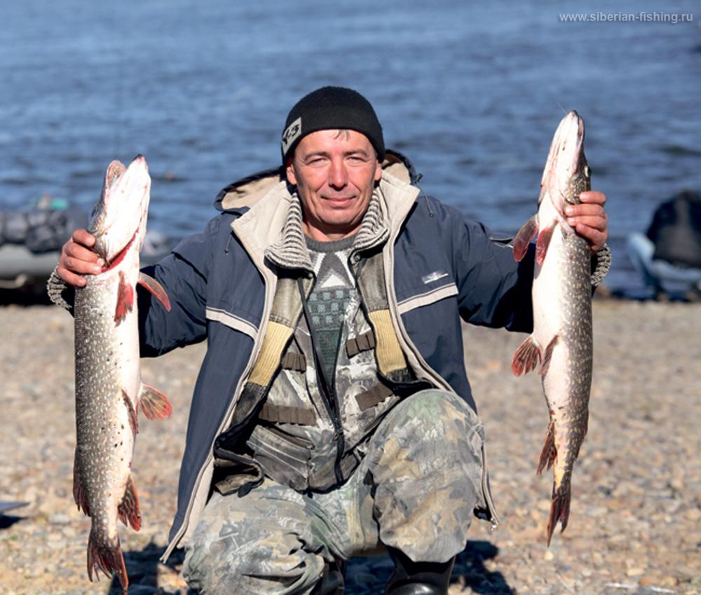 рыбалка на томи осень